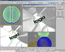 DOSCH 3D: Logo Animations for 3ds max